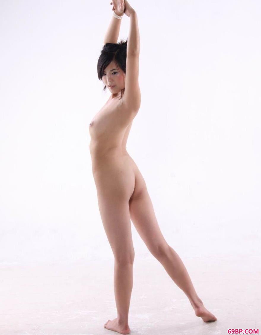 18岁禁看人体艺术摄影,广州室拍魅力超模可罄2